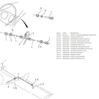 MPL4501 CIRCUIT STATIQUE-DYNAMIQUE SP
