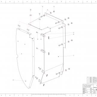 MPLM4415 - DEFLECTEUR POMPE ESSENCE R915