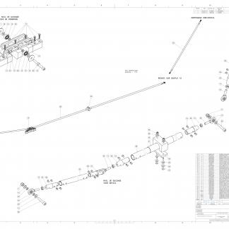 KPL2600 - COMMANDE PROFONDEUR PICK-UP